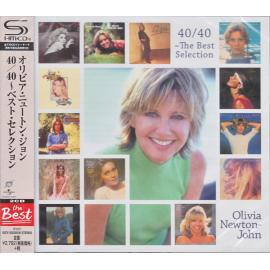 40/40 The Best Selection - Olivia Newton-John