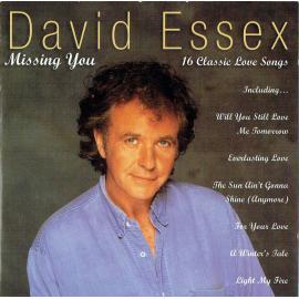 Missing You - David Essex