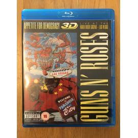 Appetite For Democracy 3D - Live At The Hard Rock Casino - Las Vegas - Guns N' Roses