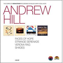 The Complete Remastered Recordings On Black Saint & Soul Note  - Andrew Hill