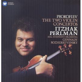 The Two Violon Concertos - Sergei Prokofiev