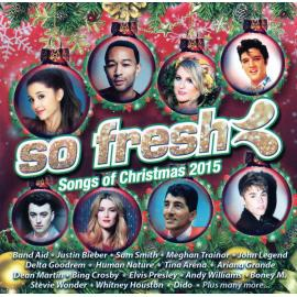 So Fresh: Songs For Christmas 2015 - Various Production