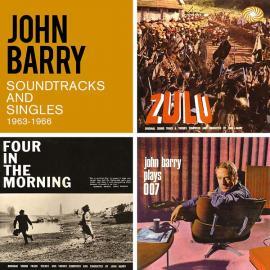 Soundtracks And Singles 1963-1966 - John Barry
