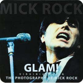 Glam! The Photography Of Mick Rock - Roxy Music