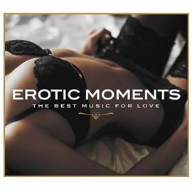 Erotic Moments (The Best Music For Love) - Various