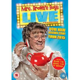 MRS BROWN'S BOYS LIVE:.. - TV SERIES