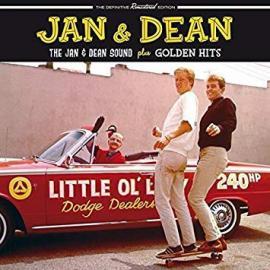 The Jan & Dean Sound + Jan & Dean's Golden Hits - Jan & Dean