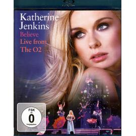 Believe Live From The O2 - Katherine Jenkinson