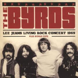 Lee Jeans Living Rock Concert 1969 - The Byrds