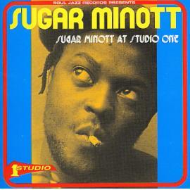 Sugar Minott At Studio One - Sugar Minott