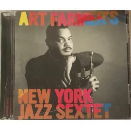 Art Farmer's New York Jazz Sextet - New York Jazz Sextet