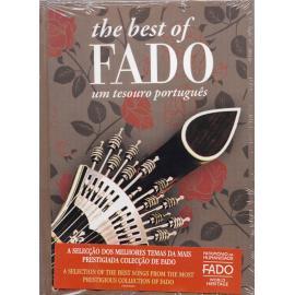 The Best Of Fado (Um Tesouro Português) - Various