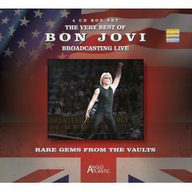 Rare Gems From The Vaults - The Very Best Of Bon Jovi Broadcasting Live - Bon Jovi