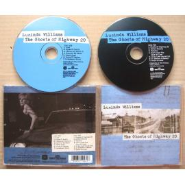 The Ghosts Of Highway 20 - Lucinda Williams