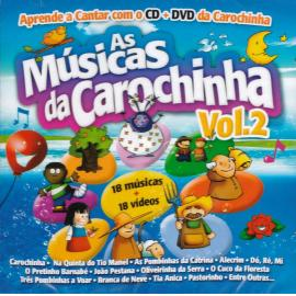 As Músicas Da Carochinha Vol. 2 - Carochinha