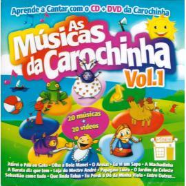 As Músicas Da Carochinha Vol.1 - Carochinha