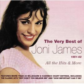 The Very Best Of Joni James 1951-62 - Joni James