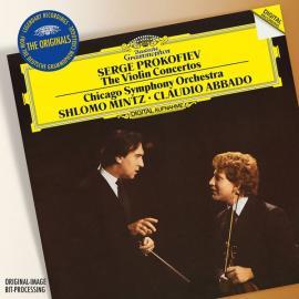 The Violin Concertos - Sergei Prokofiev