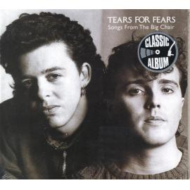 Songs From The Big Chair - Tears For Fears