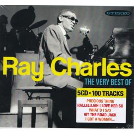 The Very Best Of Ray Charles - Ray Charles