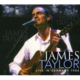 Live In Germany 1986 - James Taylor