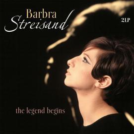 The Legend Begins - Barbra Streisand