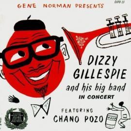 In Concert - Dizzy Gillespie Big Band
