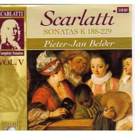 Sonatas K 188 - 229 - Domenico Scarlatti