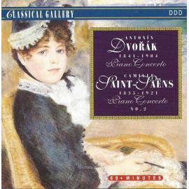 Piano Concerto / Piano Concerto No. 2 - Antonín Dvořák