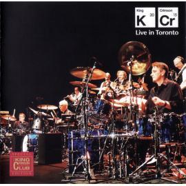 Live In Toronto - King Crimson