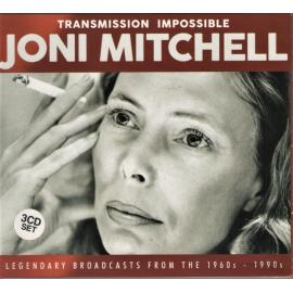 Transmission Impossible (Legendary Broadcasts From 1960s - 1990s) - Joni Mitchell