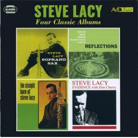 Four Classic Albums - Steve Lacy