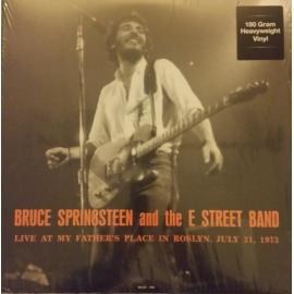Live At My Father´s Place In Roslyn 1973 - Bruce Springsteen & The E-Street Band