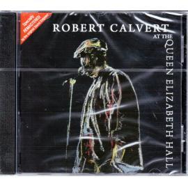 At The Queen Elizabeth Hall - Robert Calvert