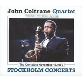 The Complete November 19, 1962 Stockholm Concerts - The John Coltrane Quartet
