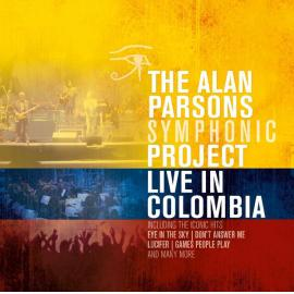 Live In Colombia - The Alan Parsons Symphonic Project