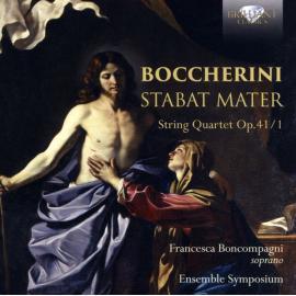 Stabat Mater G532; String Quartet Op. 41/1 G214 - Luigi Boccherini