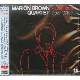 La Placita (Live In Willisau) - Marion Brown Quartet