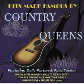 Country & Western Hits By Country Queens - Dolly Parton