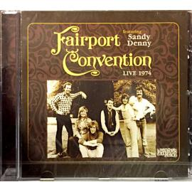 Live 1974 (My Father's Place) - Fairport Convention