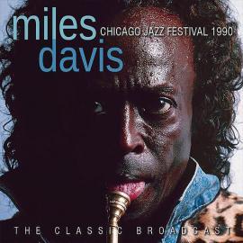 Chicago Jazz Festival 1990 - Miles Davis