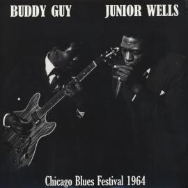 Chicago Blues Festival 1964 - Buddy Guy