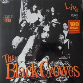 Live In Atlantic City 1990 - The Black Crowes