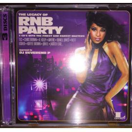 The Legacy Of RNB Party - Various Production
