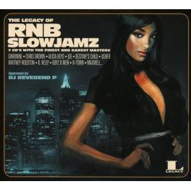 The Legacy Of RnB Slow Jamz - Various Production
