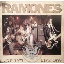 Live 1977 & 1979 - Ramones