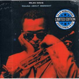 'Round About Midnight [Mono + Stereo Versions] - The Miles Davis Quintet