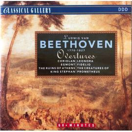 Overtures - Ludwig van Beethoven