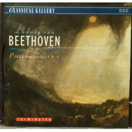 Piano Concertos 1 & 3 - Ludwig van Beethoven