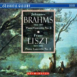 Piano Concertos - Johannes Brahms